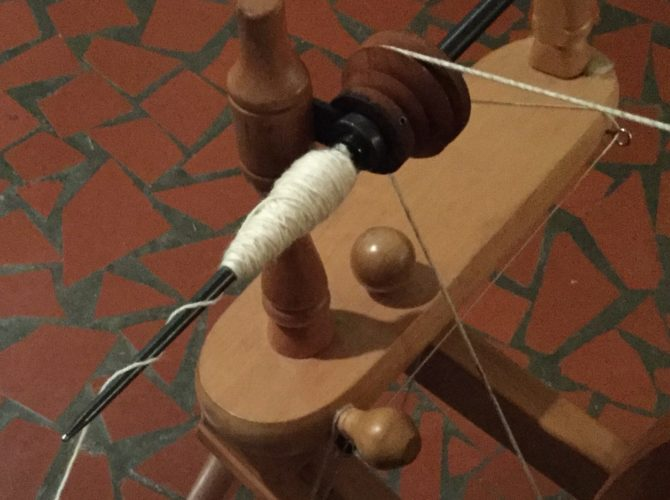 Quill Spindle Spinning – Cancelled