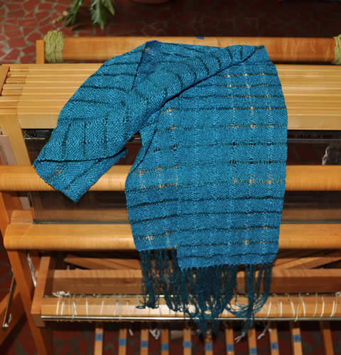 Weave a Scarf in a Day