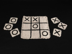 Naughts and Crosses (TicTacToe)